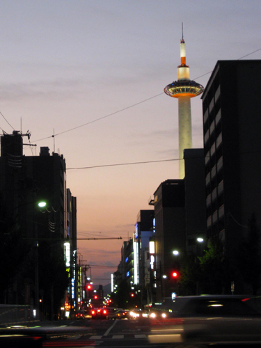 japan-kyoto tower