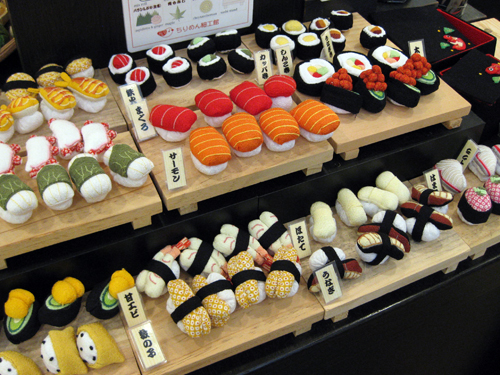 kyoto-crafts sushi