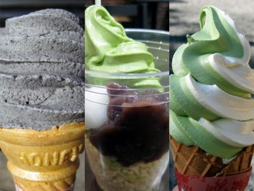 kyoto-dessert soft serve ice cream