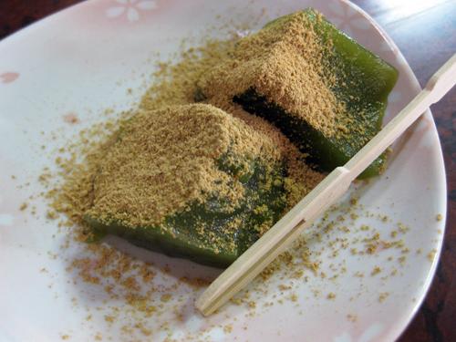 kyoto-dessert tea sweet
