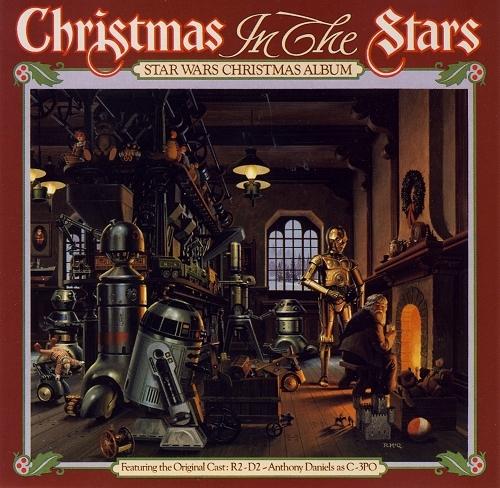 star wars xmas-album