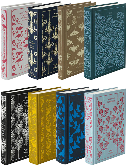 coralie bickford smith-penguin clothbound classics3