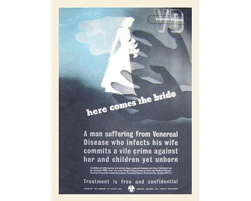 std poster-bridea