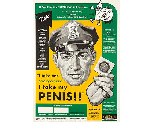 std poster-condomsa