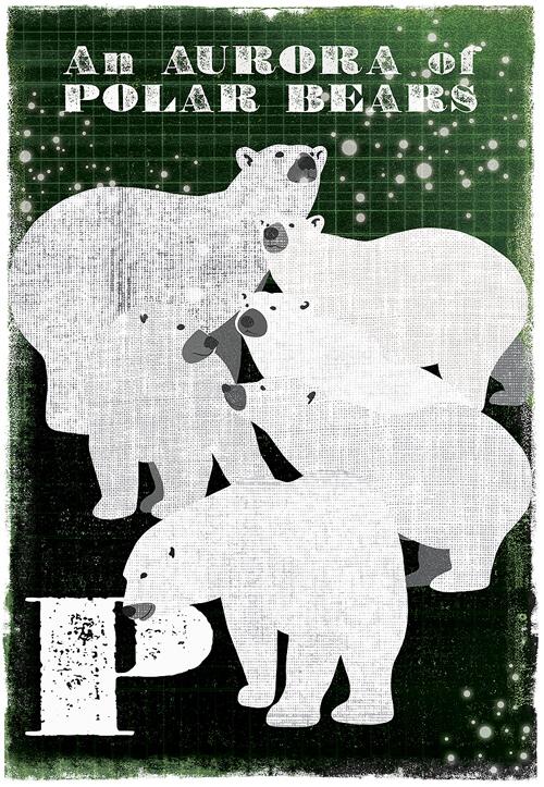 woop studios-aurora of polar bears3
