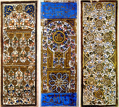 mamluk playing cards 15th-16th century