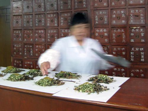 china-chinese medicine