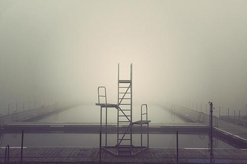 kim holtermand-deserted city
