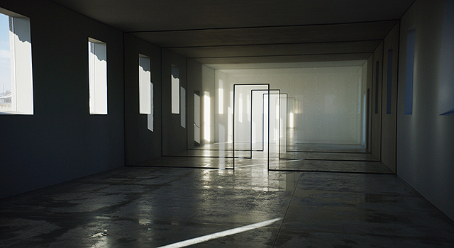artbound: light + space